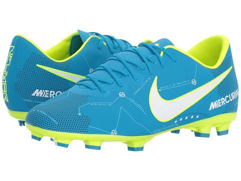 Incaltaminte Baieti Nike Mercurial Vapor XI Ground Soccer Boot (Big Kid) Blue OrbitWhiteBlue OrbitArmory Navy