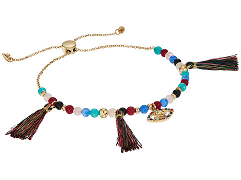Bijuterii Femei Rebecca Minkoff Morocco Pulley Bracelet Bright Multi
