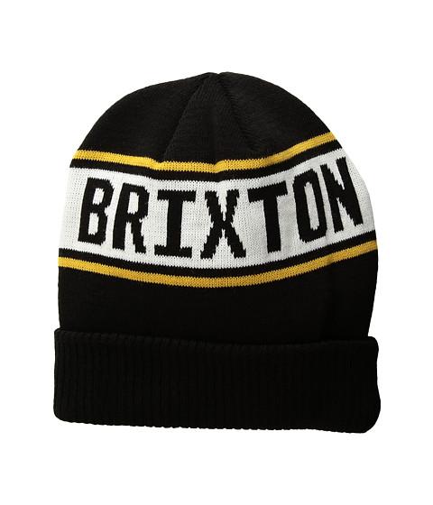 Accesorii Femei Brixton Capital Beanie Black