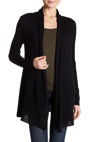 Imbracaminte Femei In Cashmere Cashmere Cardigan BLACK
