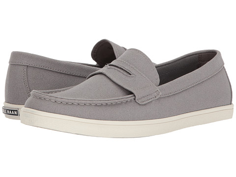 Incaltaminte Barbati Cole Haan Hyannis Penny Loafer II Ironstone Canvas