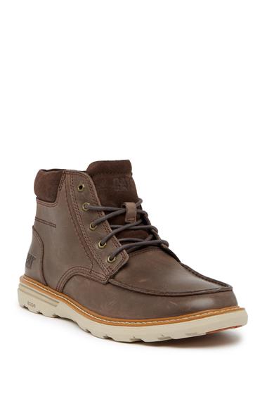 Incaltaminte Barbati CAT Footwear Duke Lace-Up Boot MENS COFFE