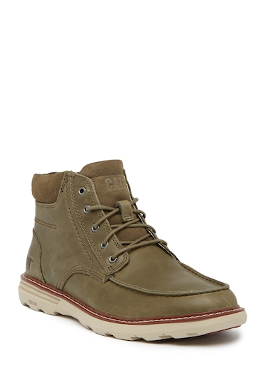 Incaltaminte Barbati CAT Footwear Duke Lace-Up Boot MENS DARK