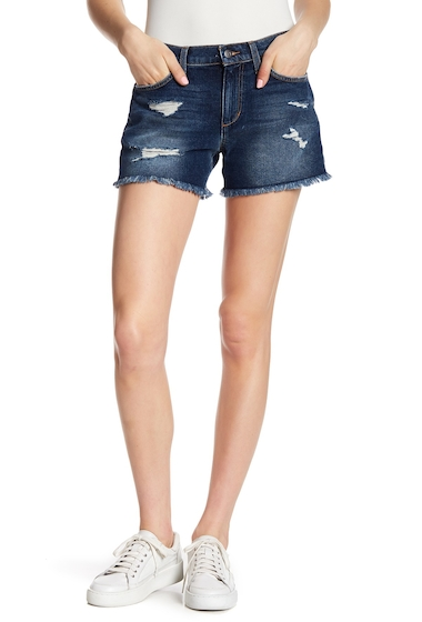 Imbracaminte Femei Joes Jeans Distressed Frayed Cut Off Shorts BLYTHE