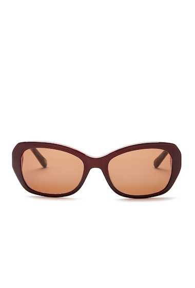 Ochelari Femei Fossil Womens Cat Eye 53mm Acetate Frame Sunglasses 0ROA-OW