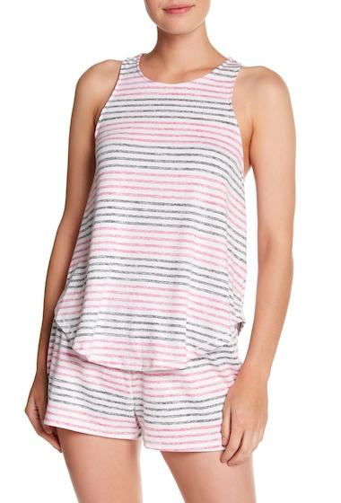 Imbracaminte Femei kensie Stripe Knit Tank HTHR STP