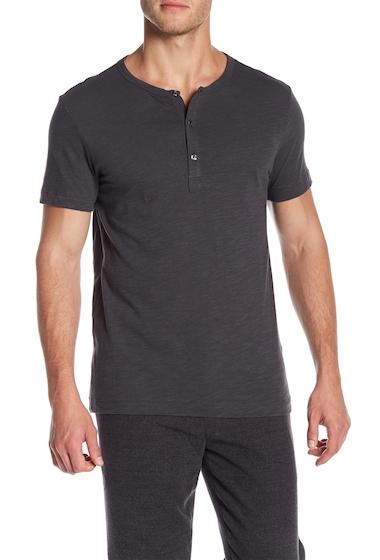 Imbracaminte Barbati Theory Strato Arlee Short Sleeve Shirt CHAR