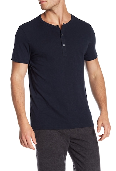 Imbracaminte Barbati Theory Strato Arlee Short Sleeve Shirt ECLIPSE