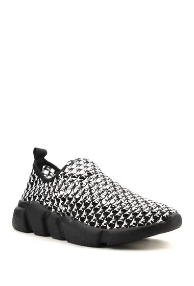 Incaltaminte Femei Cape Robbin Xayah Mesh Sneaker BLACK
