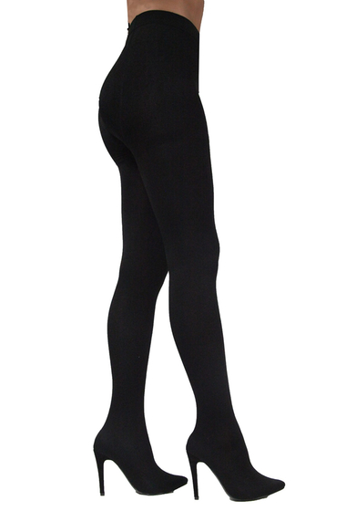 Incaltaminte Femei Cape Robbin Alice Over-the-Knee Boots BLACK