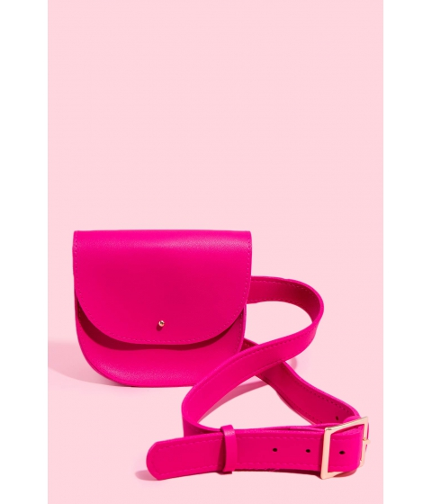 Genti Femei CheapChic Casual Belt Bag Fuchsia