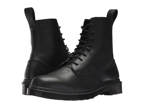 Incaltaminte Barbati Dr Martens Pascal Decon 8-Eye Boot Black Naples
