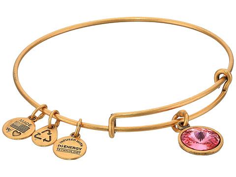 Bijuterii Femei Marc Jacobs October - Rose Birthstone Bracelet Rafaelian Gold