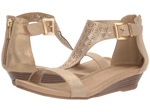 Incaltaminte Femei Kenneth Cole Reaction Great Show 3 Soft Gold Metallic