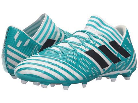 Incaltaminte Barbati adidas Nemeziz Messi 173 FG Footwear WhiteLegend Ink F17Energy Blue S17