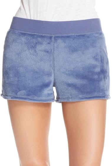 Imbracaminte Femei UGG Kerra Velour Shorts STONEWASH