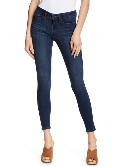 Imbracaminte Femei William Rast The Perfect Skinny Jeans SKYFALL WASH