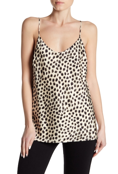 Imbracaminte Femei Cynthia Rowley Leopard Cami NTRLD