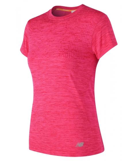 Incaltaminte Femei New Balance M4M Seamless Short Sleeve Pink