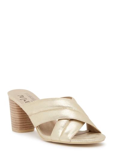 Incaltaminte Femei Matisse Shine On Sandal GOLD