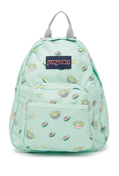 Genti Femei JanSport Half Pint Avocado Party Backpack AVOCADO PA