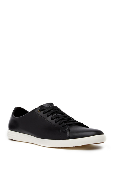 Incaltaminte Barbati Cole Haan Grand Crosscourt II Sneaker BLACK LTHR