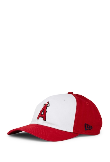 Accesorii Barbati New Era Cap Anaheim Angels White Pop Cap WHITE