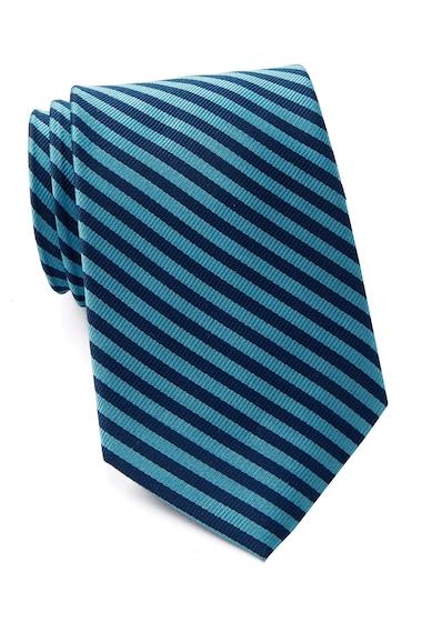 Accesorii Barbati Nautica Tore Stripe Silk Tie AQUA