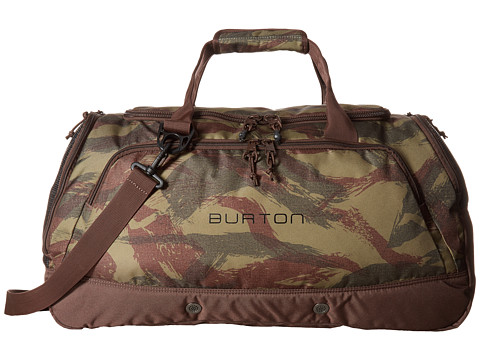 Genti Barbati Burton Boothaus Bag 20 Large Brushstroke Camo