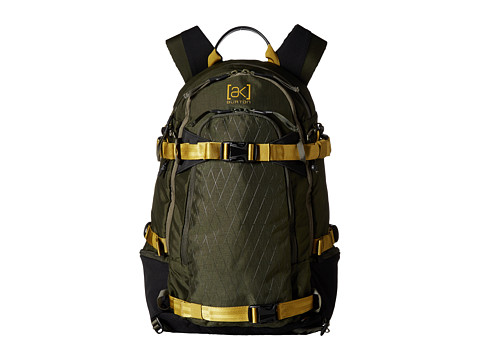 Genti Barbati Burton AK Taft 24L Forest Night Cordura