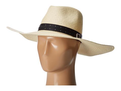 Accesorii Femei Liebeskind Wide Brim Panama Hat Natural