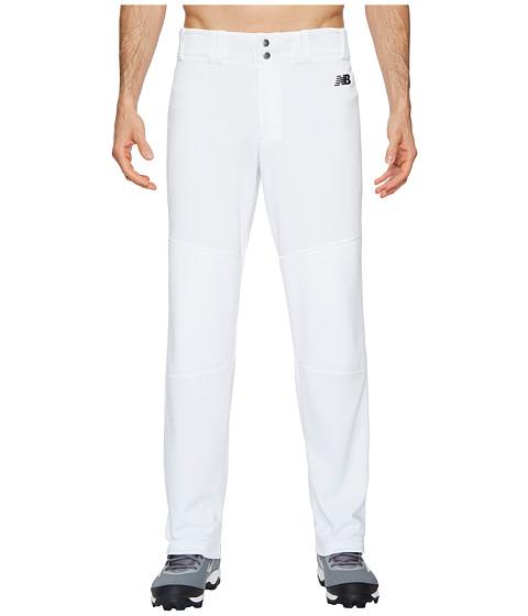 Imbracaminte Barbati New Balance Charge Pants Solid White