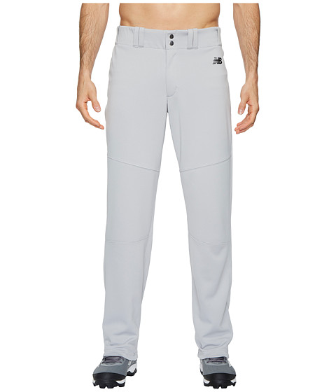 Imbracaminte Barbati New Balance Charge Pants Solid Grey