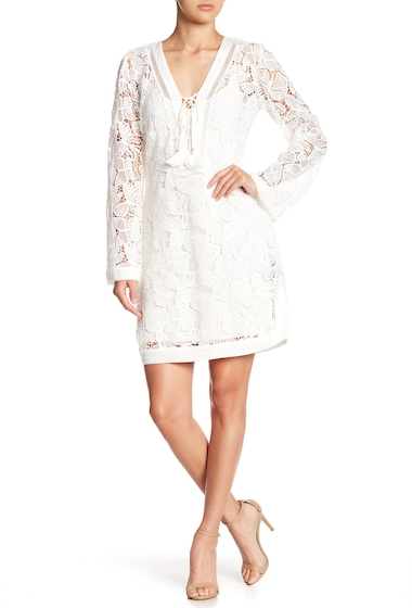 Imbracaminte Femei Hale Bob Long Sleeve Lace Dress IVORY