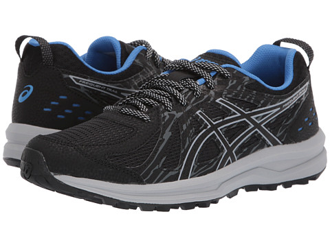 Incaltaminte Femei ASICS Frequent Trail BlackMid Grey