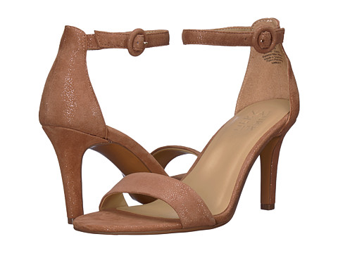 Incaltaminte Femei Naturalizer Kinsley Saddle Tan Glittler Dust Leather