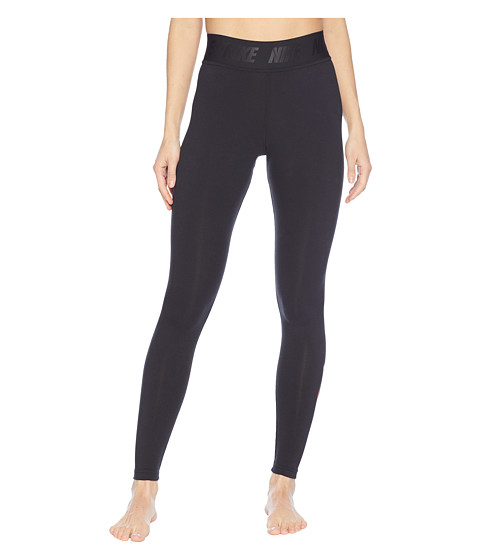 Imbracaminte Femei Nike Sportswear Leg-A-See High Waist Legging BlackHabanero Red