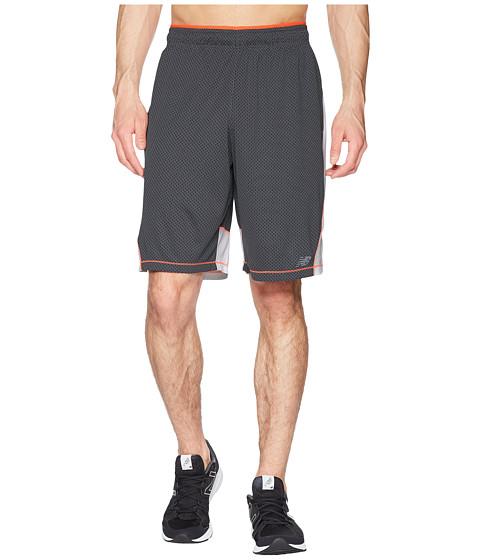 Imbracaminte Barbati New Balance Tenacity Knit Shorts Gunmetal