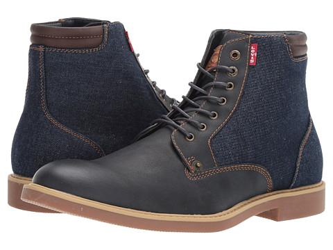 Incaltaminte Barbati Levis Shoes Winham Denim Navy image0