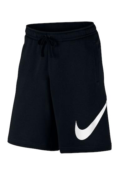 Imbracaminte Barbati Nike Club Fleece Sweatshorts BLACKWHITE