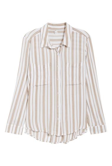 Imbracaminte Femei BP The Perfect Shirt TAN BUR LEONA STP
