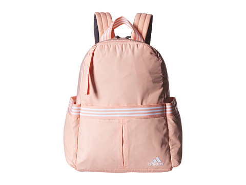 Genti Femei adidas VFA Backpack Glow PinkWhite