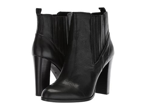Incaltaminte Femei Nine West Crimson Black Leather