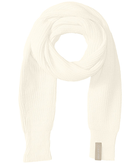Accesorii Femei Calvin Klein Sleeve Scarf Cream