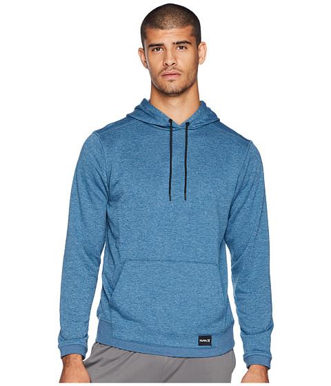 Imbracaminte Barbati Hurley Dri-Fit Disperse Pullover Blue ForceWork Blue