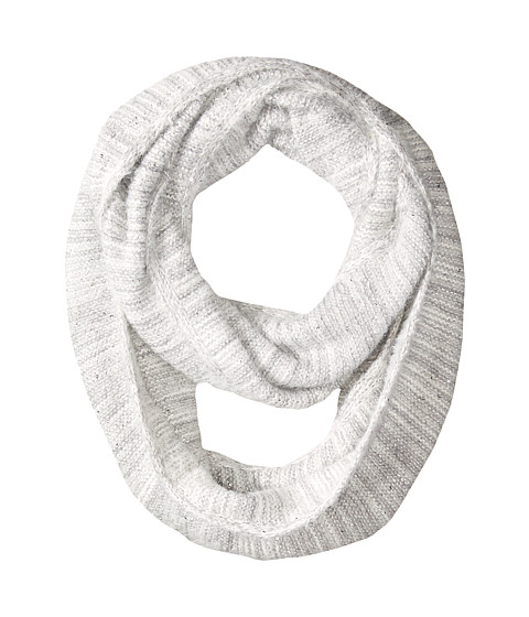 Accesorii Femei Calvin Klein Marled Sequin Fuzzy Loop Heathered Mid Grey