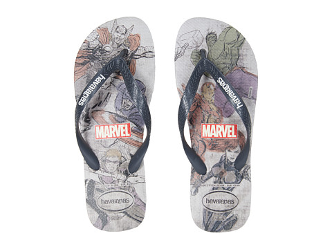 Incaltaminte Barbati Havaianas Top Marvel Sandal Ice Grey