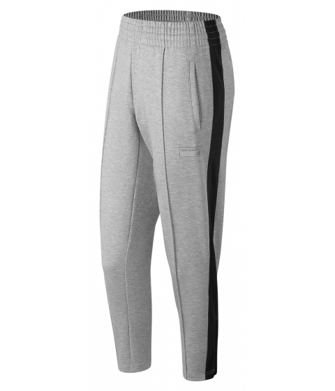 Imbracaminte Femei New Balance Women's NB Athletics Fashion Pant Grey