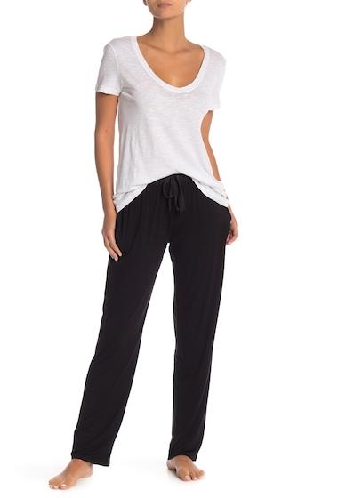 Imbracaminte Femei Josie Drawstring Pajama Pants BLK