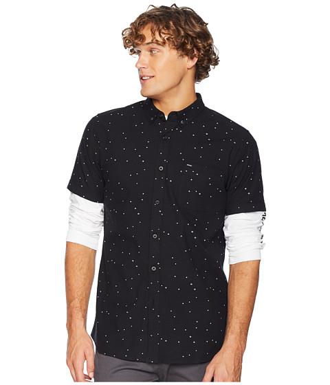 Imbracaminte Barbati Rip Curl Twenty Two Short Sleeve Shirt Black